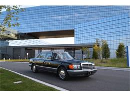 Picture of 1989 Mercedes-Benz S-Class located in Illinois Offered by Park-Ward Motors - LLPD