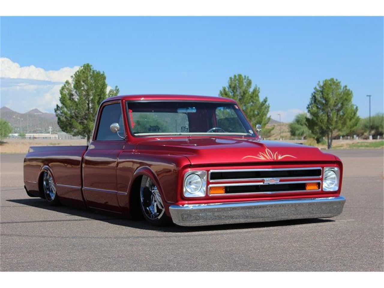 1967 GMC Truck for Sale | ClassicCars com | CC-1007913