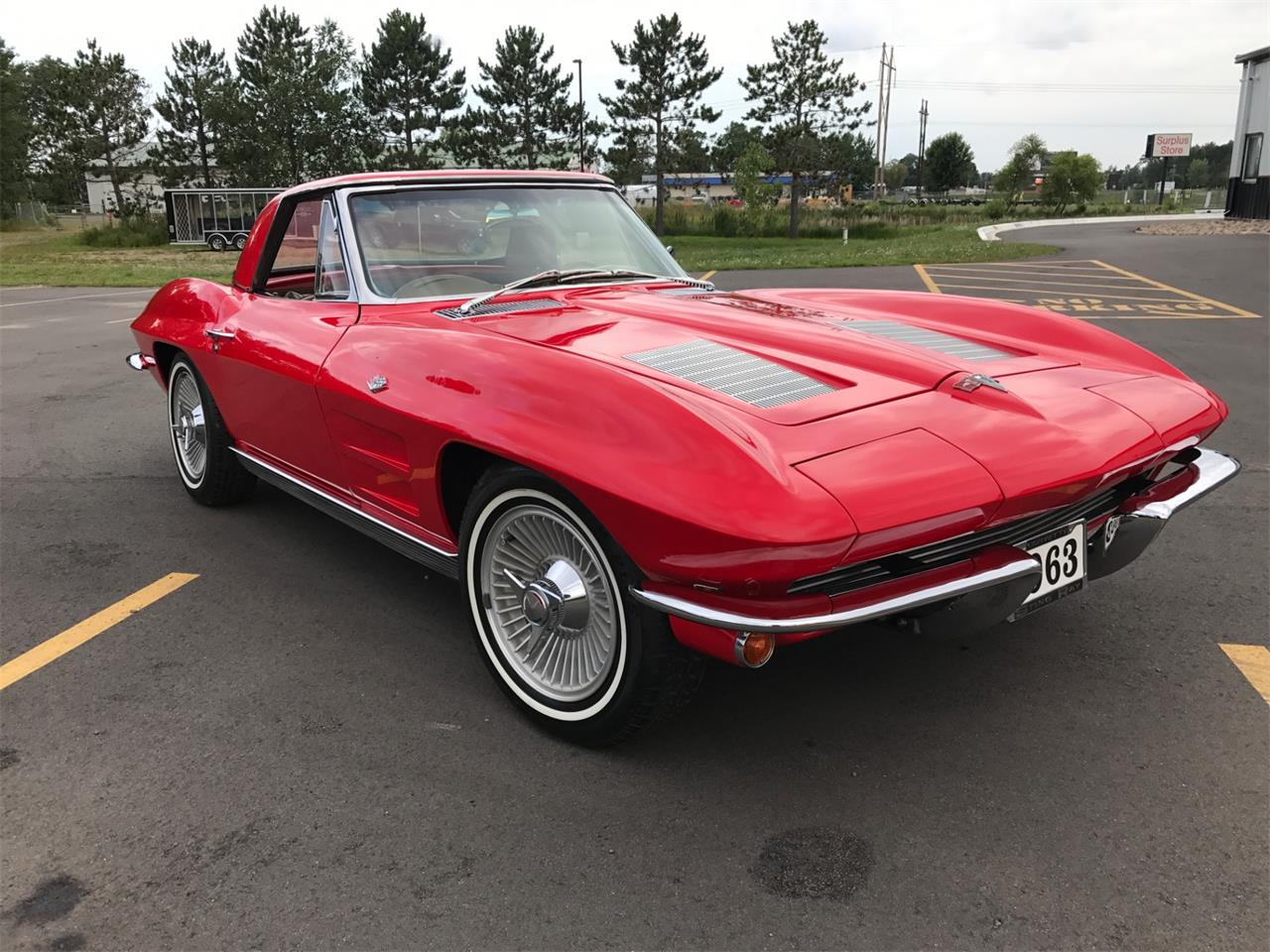 Large Picture of '63 Corvette - LLQG