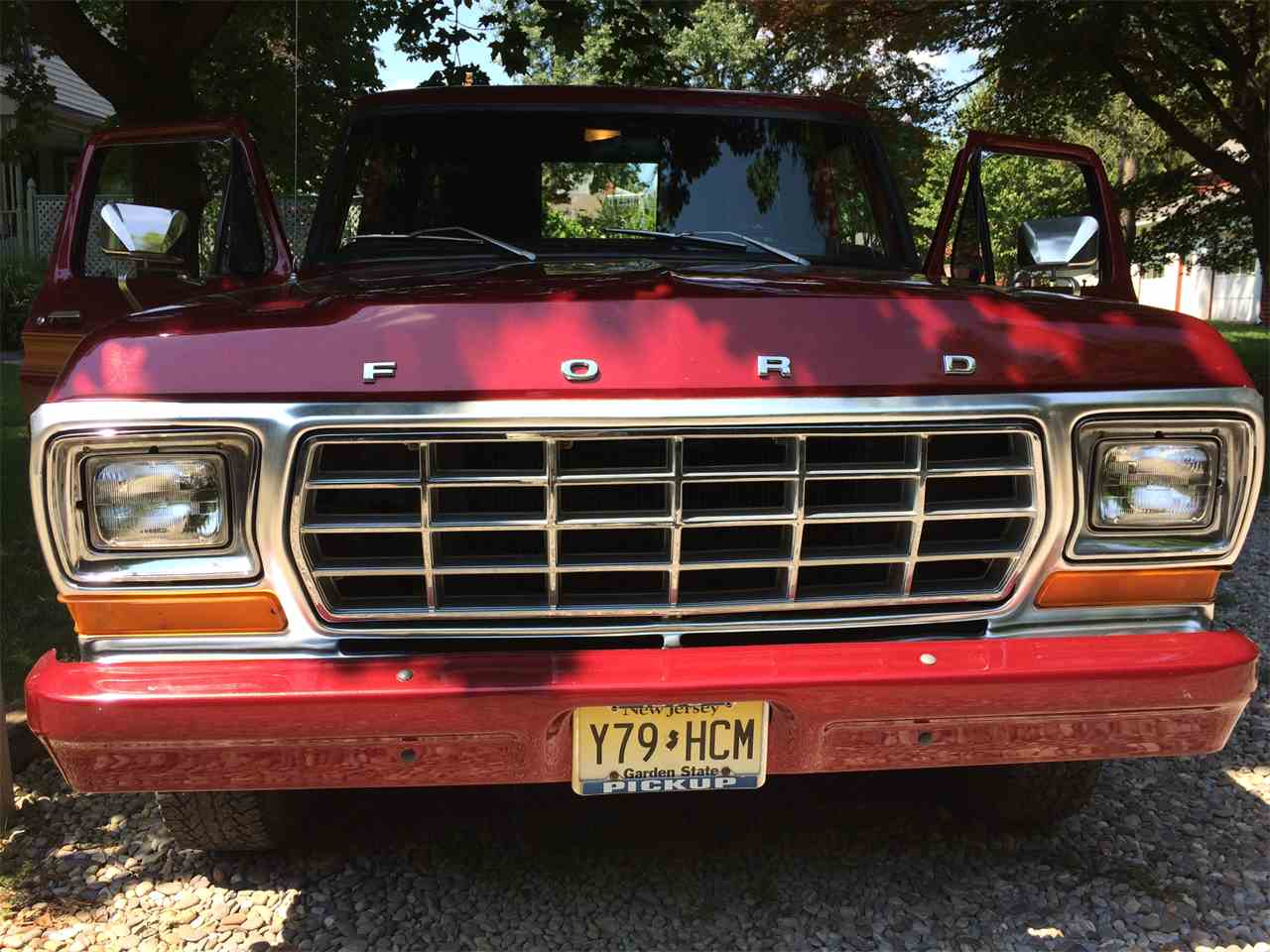 Large Picture of '79 F100 - LLRO