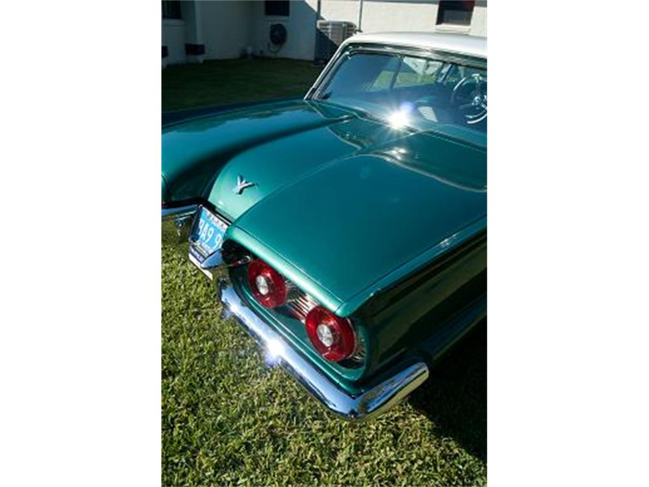 Large Picture of Classic '59 Ford Thunderbird located in Cocoa Florida - $15,500.00 Offered by a Private Seller - LLRY