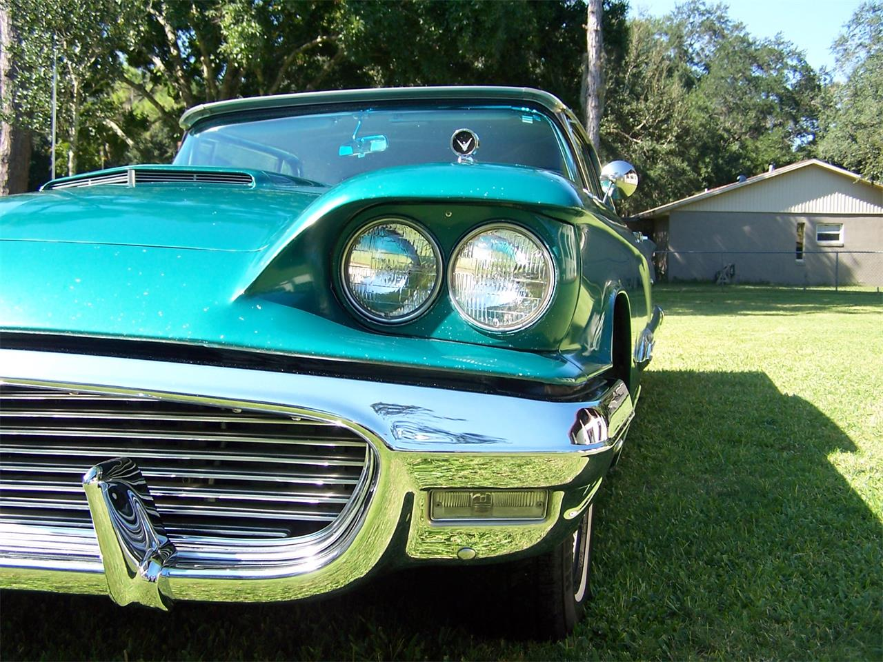 Large Picture of Classic 1959 Ford Thunderbird - $15,500.00 Offered by a Private Seller - LLRY