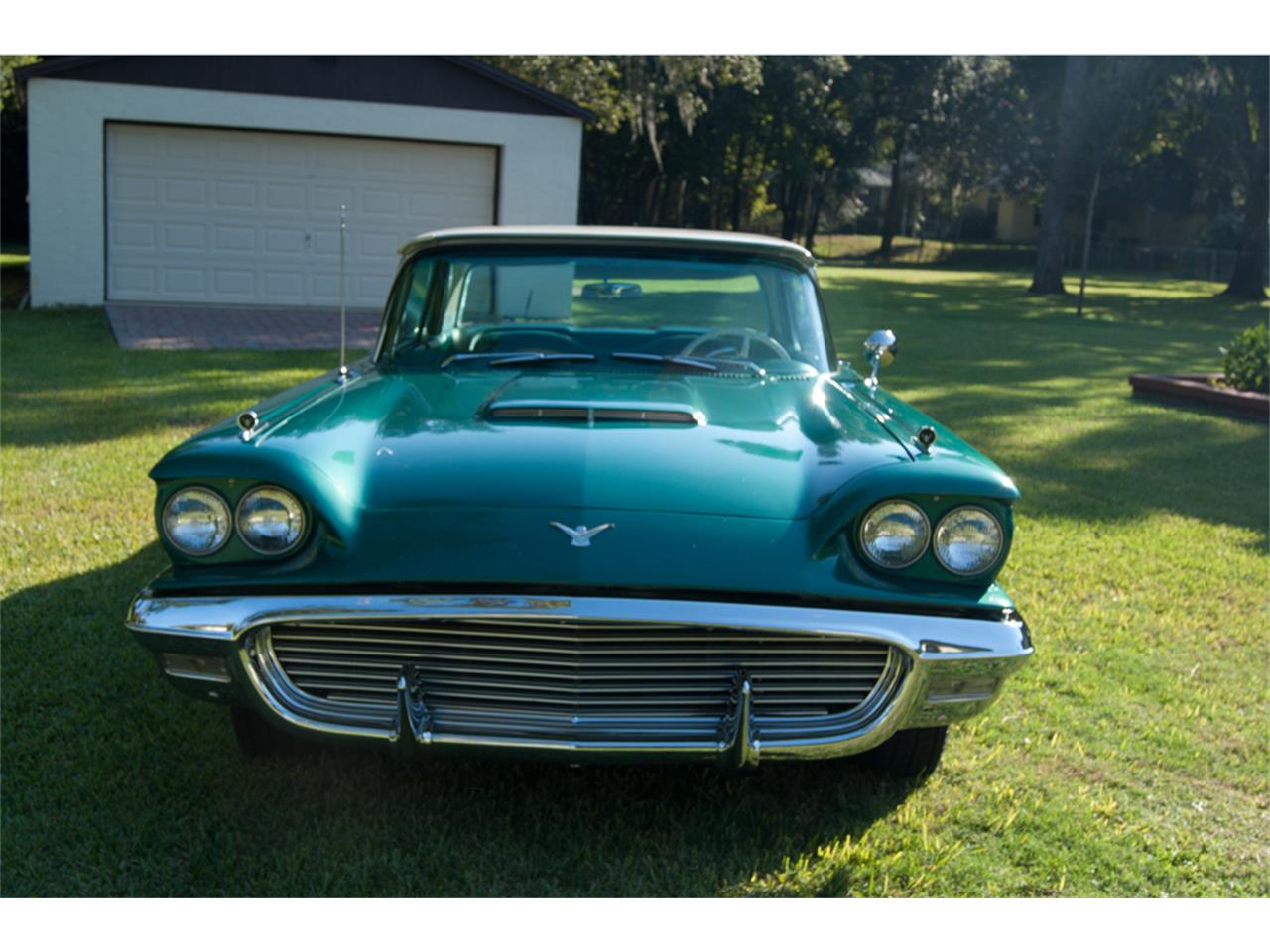 Large Picture of Classic '59 Ford Thunderbird - $15,500.00 - LLRY