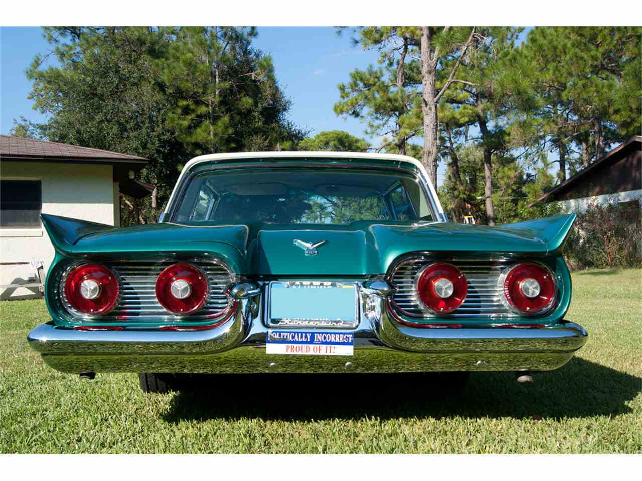 Large Picture of '59 Thunderbird - LLRY