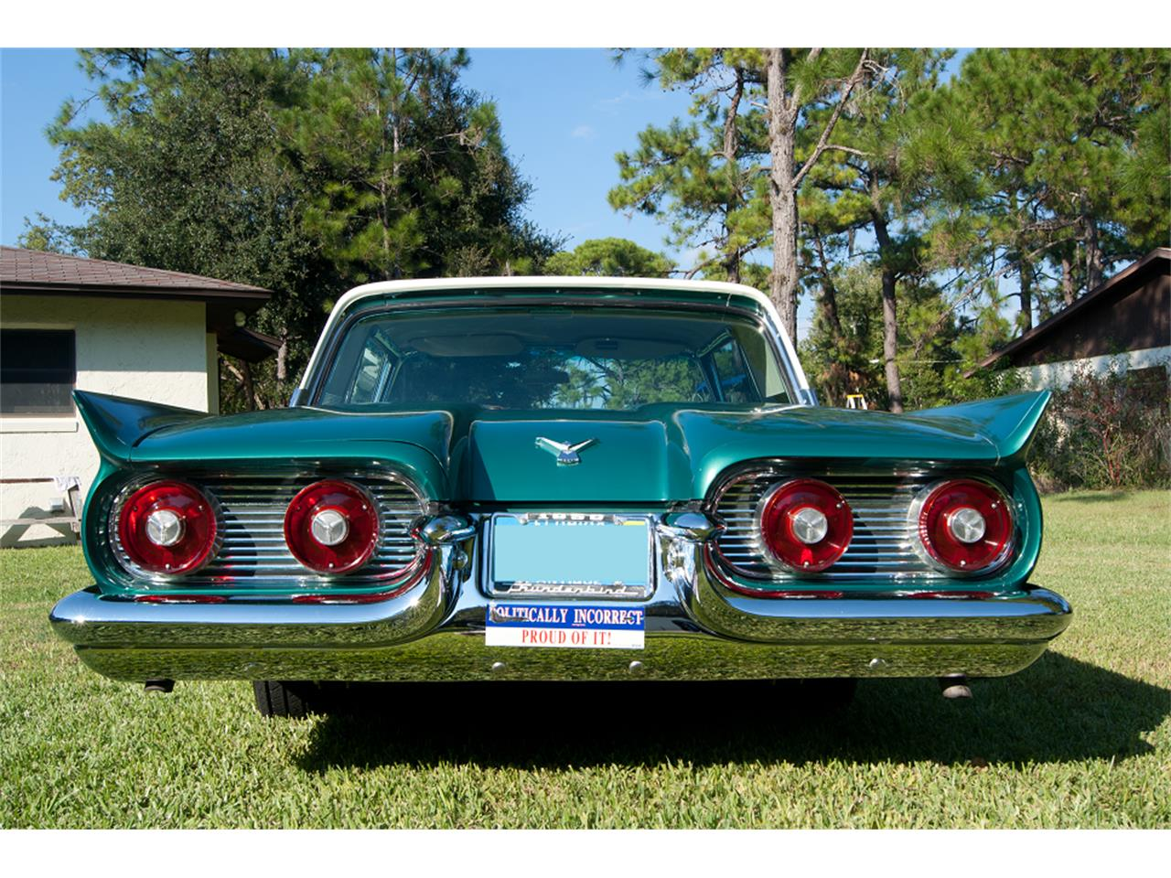 Large Picture of 1959 Ford Thunderbird - LLRY
