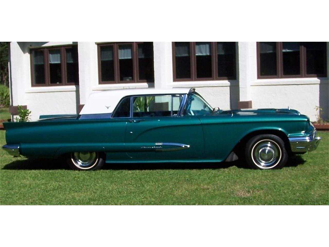 Large Picture of '59 Ford Thunderbird - $15,500.00 Offered by a Private Seller - LLRY