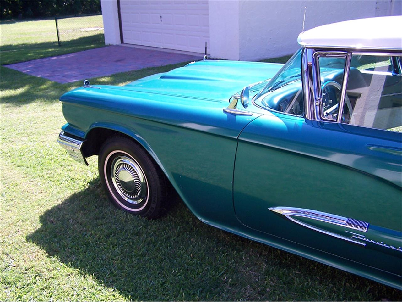 Large Picture of 1959 Ford Thunderbird located in Florida Offered by a Private Seller - LLRY