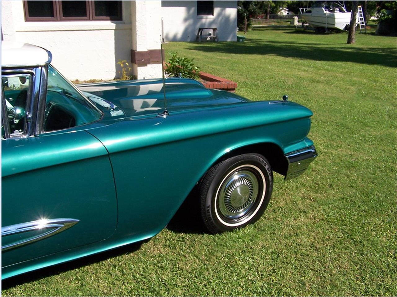 Large Picture of 1959 Thunderbird located in Florida Offered by a Private Seller - LLRY