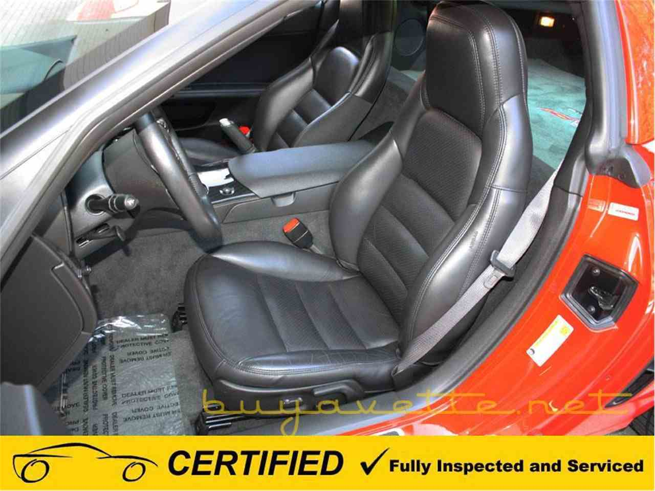 Large Picture of '11 Corvette - LG80