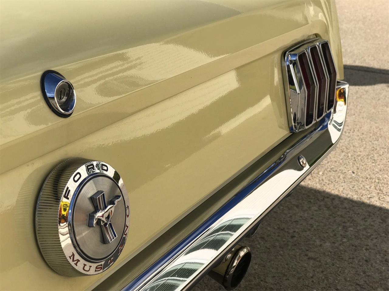 Large Picture of '66 Mustang - LLS3