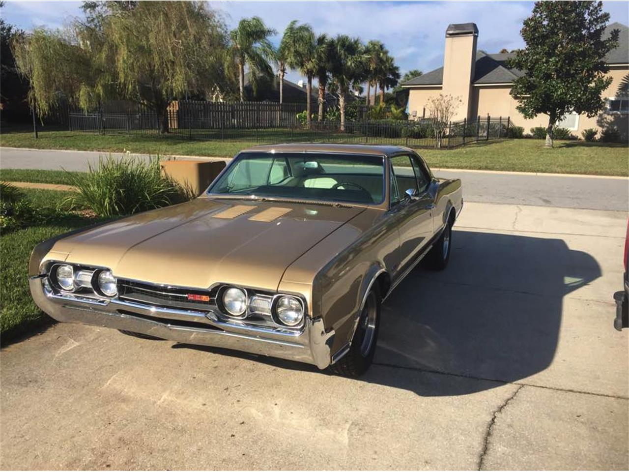 Large Picture of Classic '67 Oldsmobile 442 located in Jacksonville Florida - $35,000.00 - LG82