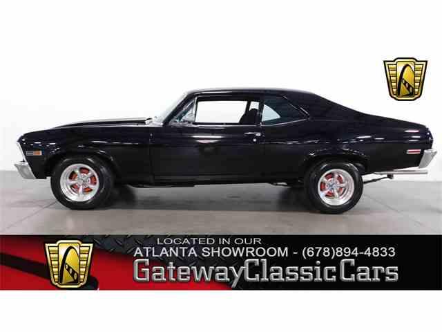Picture of Classic 1972 Chevrolet Nova located in Georgia - $24,595.00 - LLUF