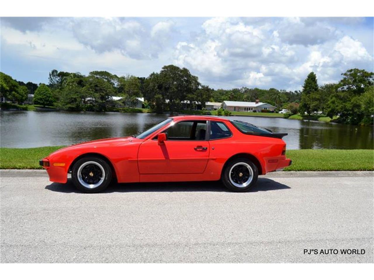 1983 porsche 944 for sale | classiccars | cc-1008115