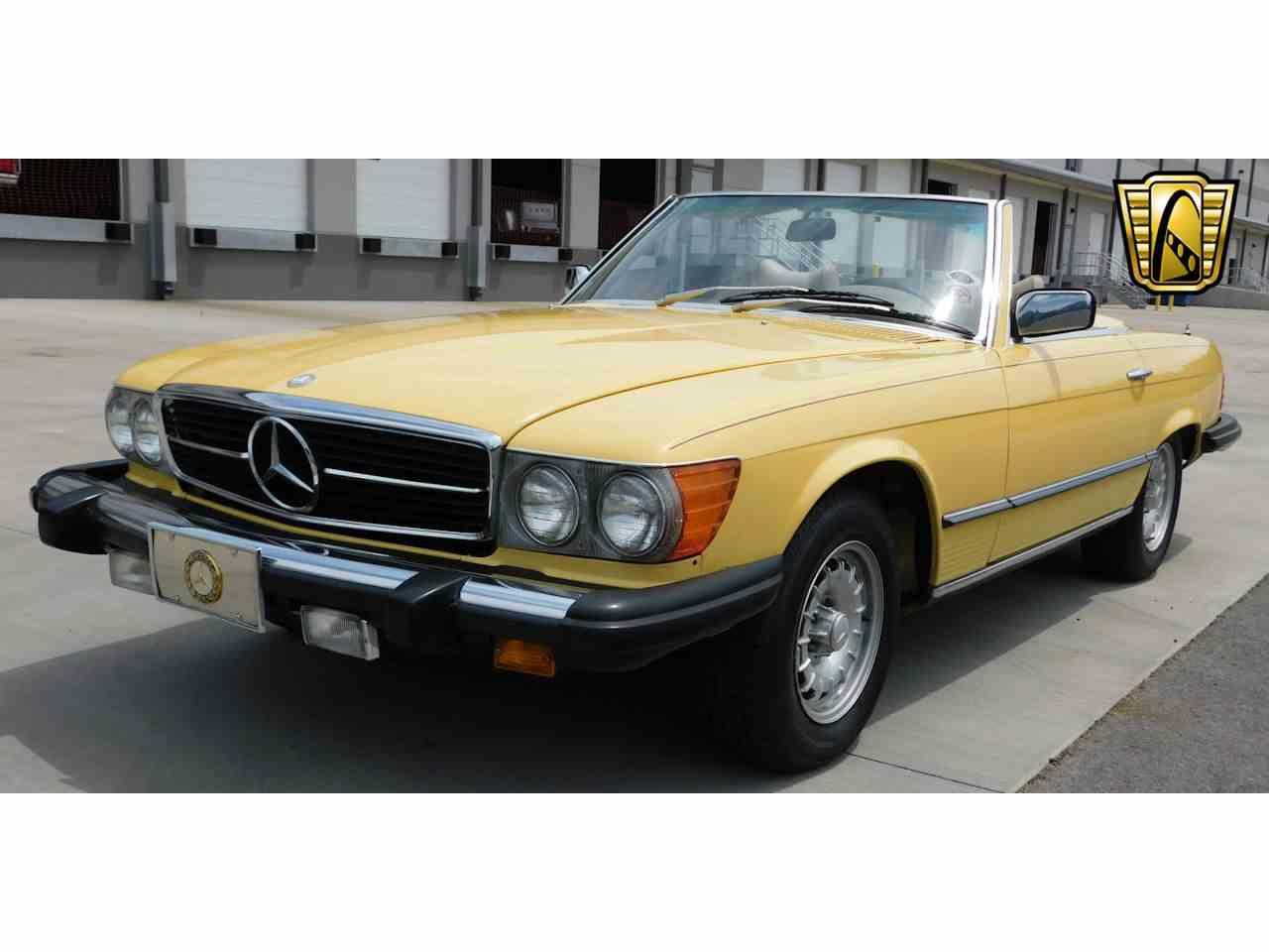 Large Picture of '79 Mercedes-Benz 450SL located in Alpharetta Georgia - $19,995.00 - LLVV