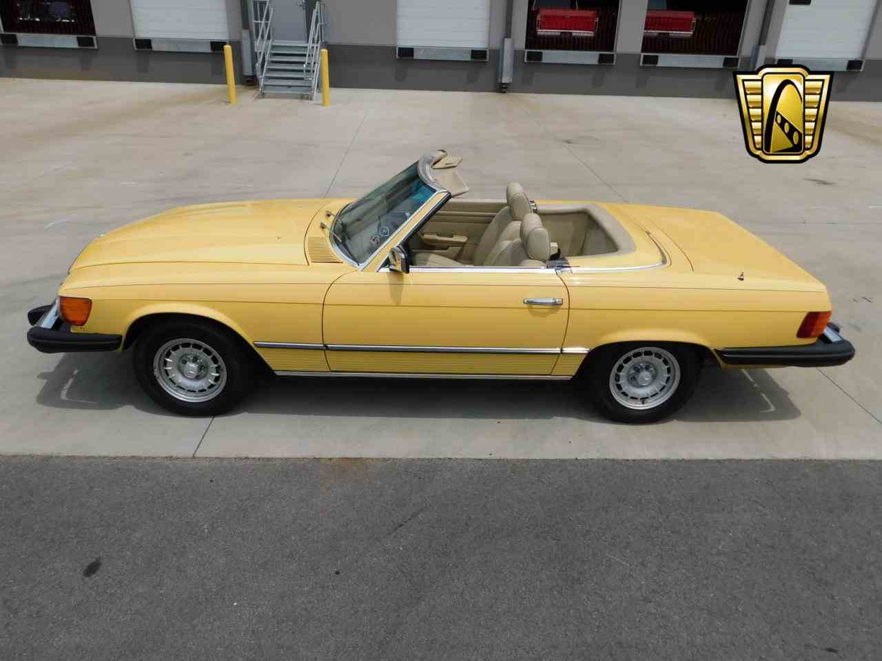 Large Picture of 1979 Mercedes-Benz 450SL - $19,995.00 Offered by Gateway Classic Cars - Atlanta - LLVV