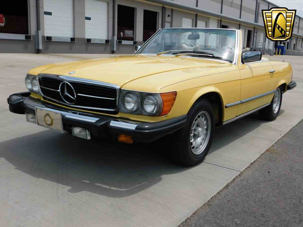 Large Picture of '79 450SL - $19,995.00 Offered by Gateway Classic Cars - Atlanta - LLVV
