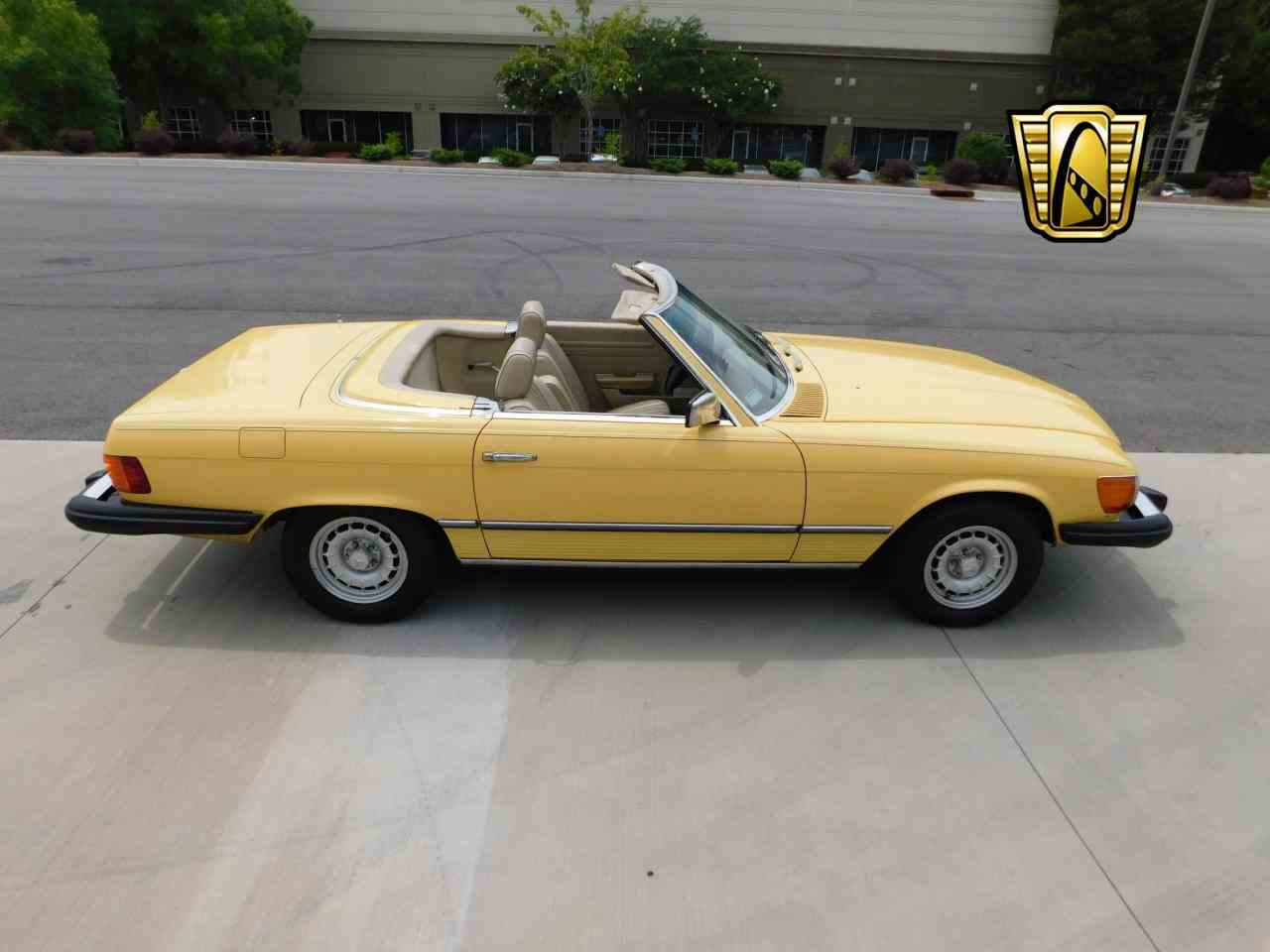 Large Picture of 1979 450SL located in Alpharetta Georgia Offered by Gateway Classic Cars - Atlanta - LLVV