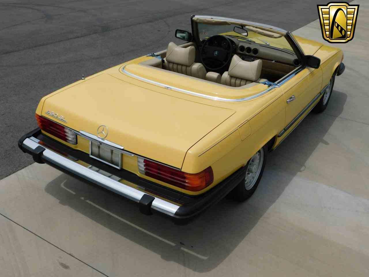 Large Picture of '79 Mercedes-Benz 450SL - LLVV