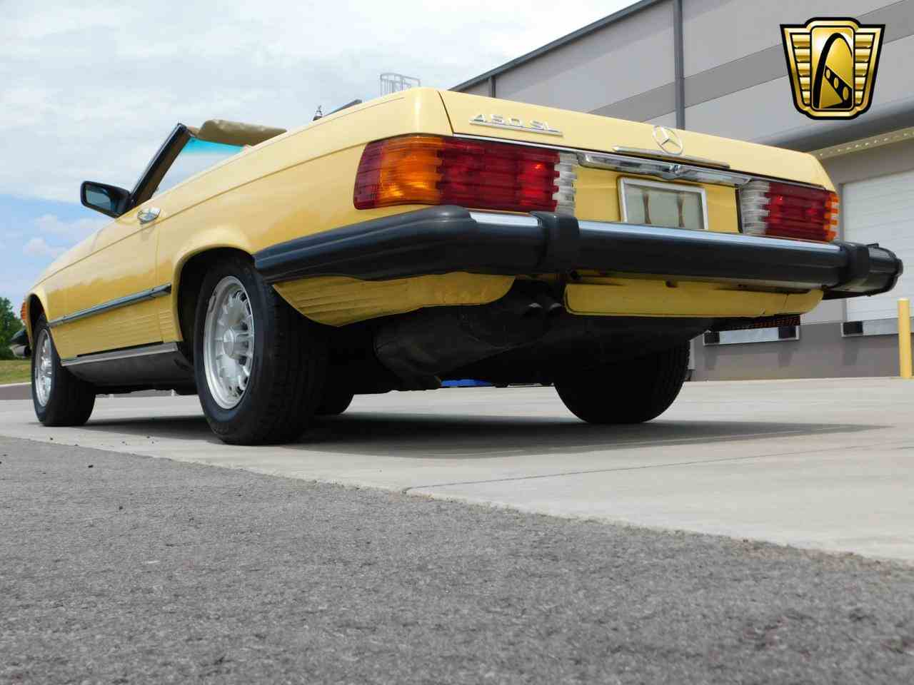 Large Picture of '79 450SL located in Georgia - $19,995.00 Offered by Gateway Classic Cars - Atlanta - LLVV