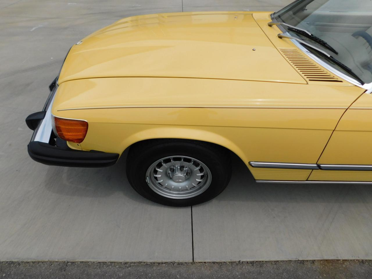 Large Picture of '79 450SL - LLVV
