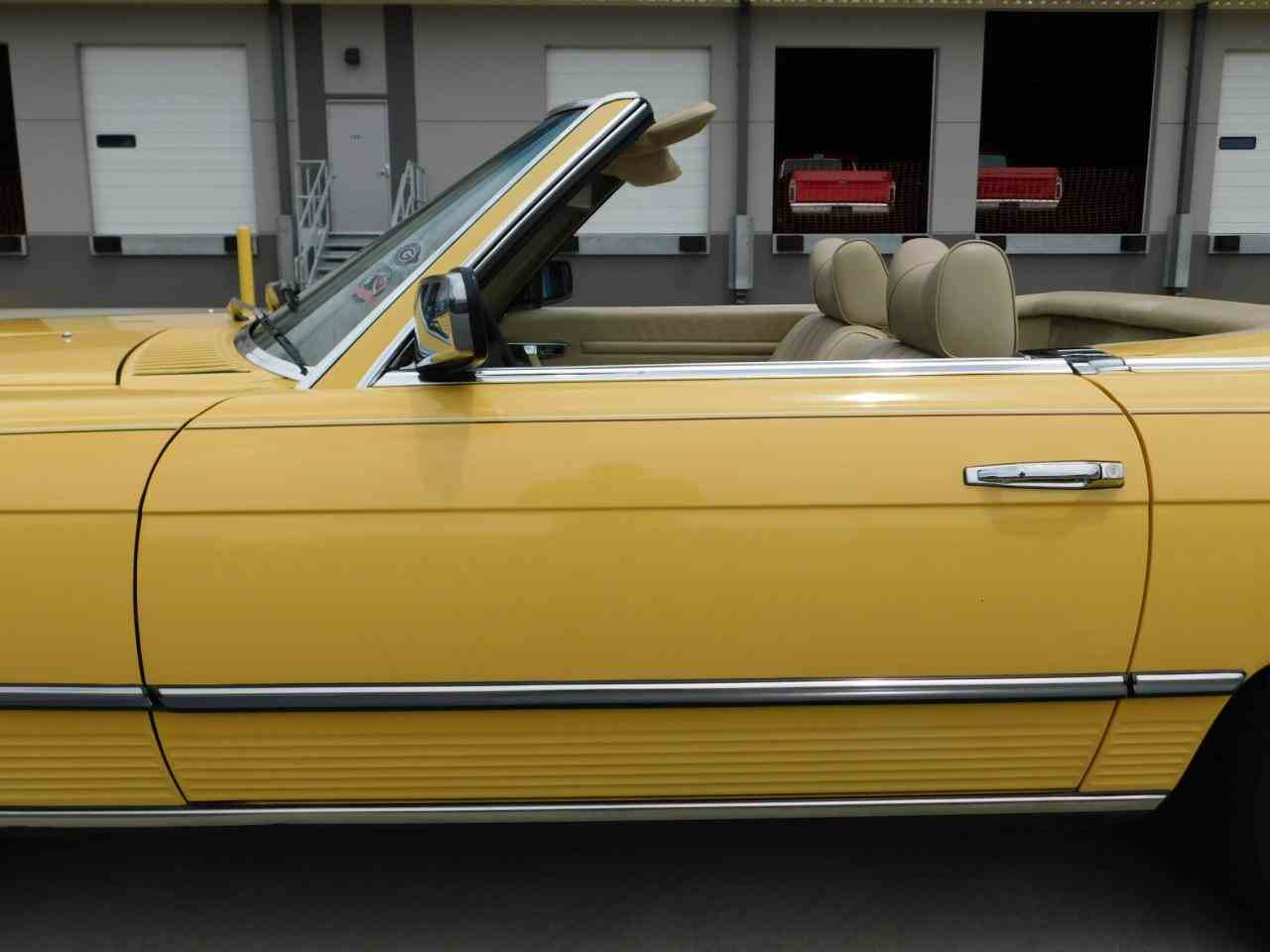 Large Picture of 1979 Mercedes-Benz 450SL located in Georgia - $19,995.00 Offered by Gateway Classic Cars - Atlanta - LLVV