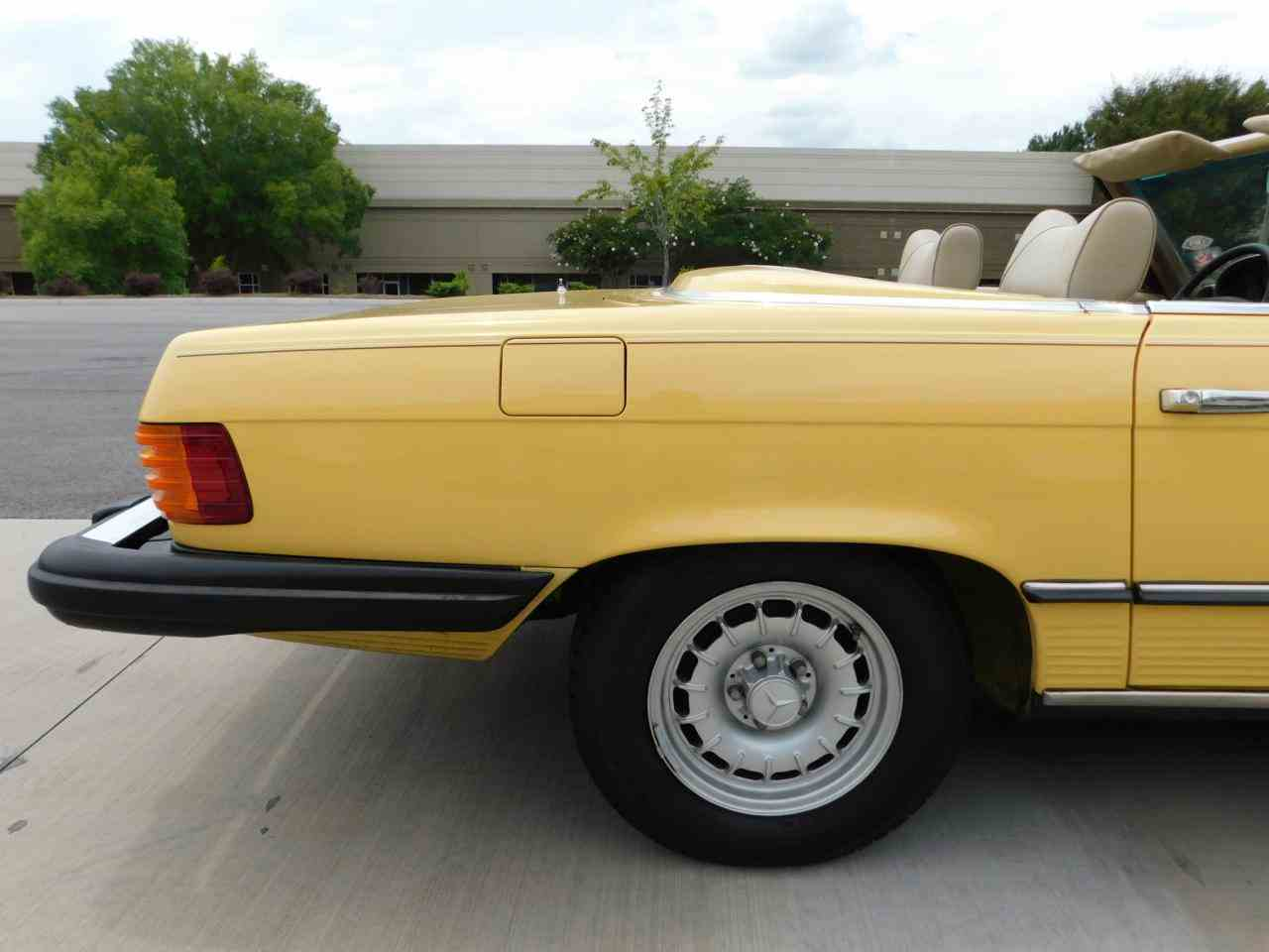 Large Picture of '79 Mercedes-Benz 450SL located in Alpharetta Georgia - $19,995.00 Offered by Gateway Classic Cars - Atlanta - LLVV