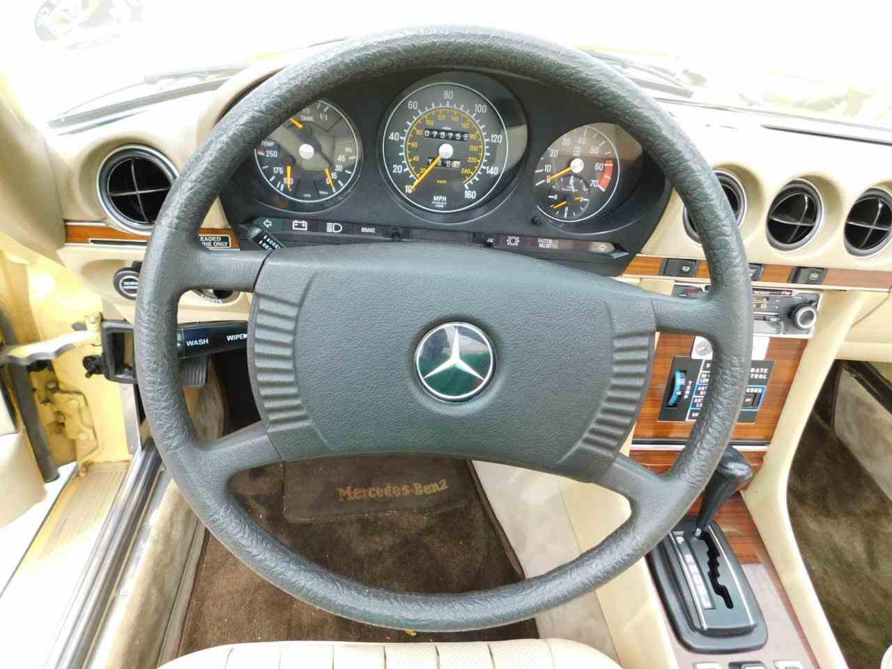 Large Picture of 1979 Mercedes-Benz 450SL located in Alpharetta Georgia - LLVV