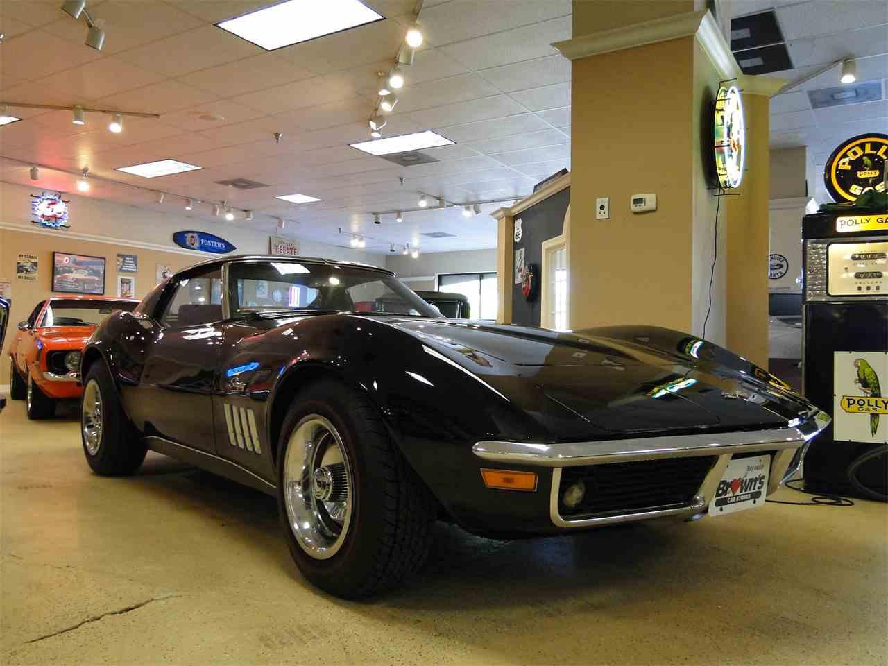 1969 Chevrolet Corvette for Sale | ClassicCars.com | CC-1008160