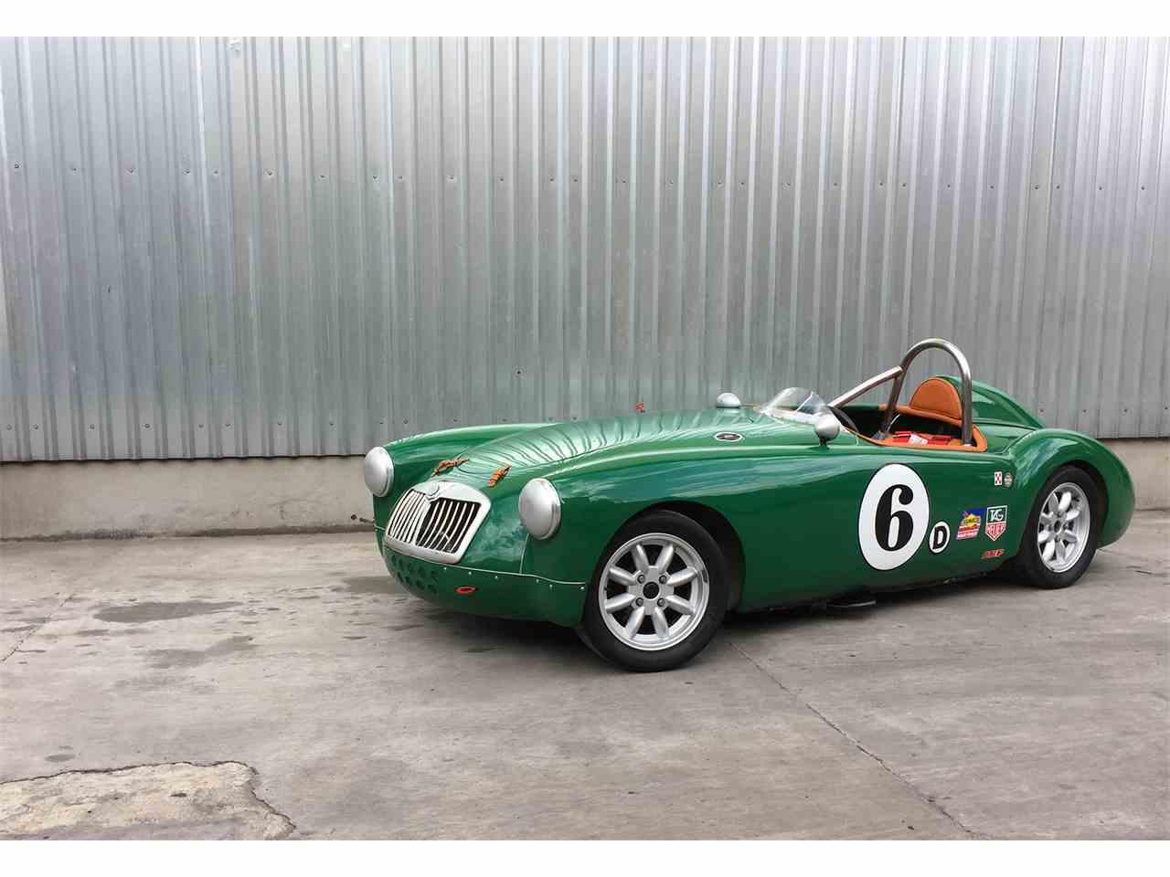 1958 MG MGA Racecar for Sale | ClassicCars.com | CC-1008163