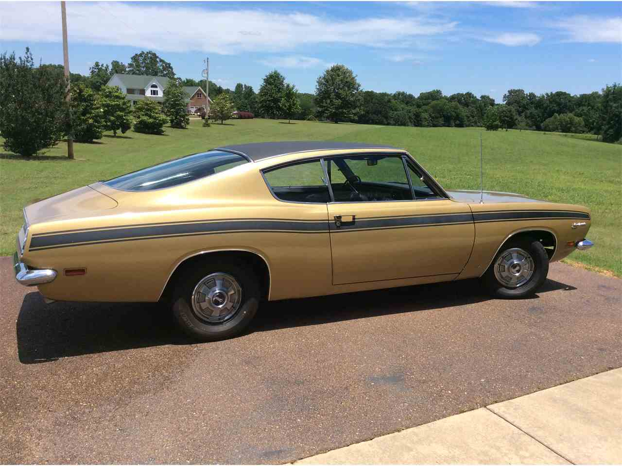 1969 Plymouth Barracuda for Sale | ClassicCars.com | CC-1008180