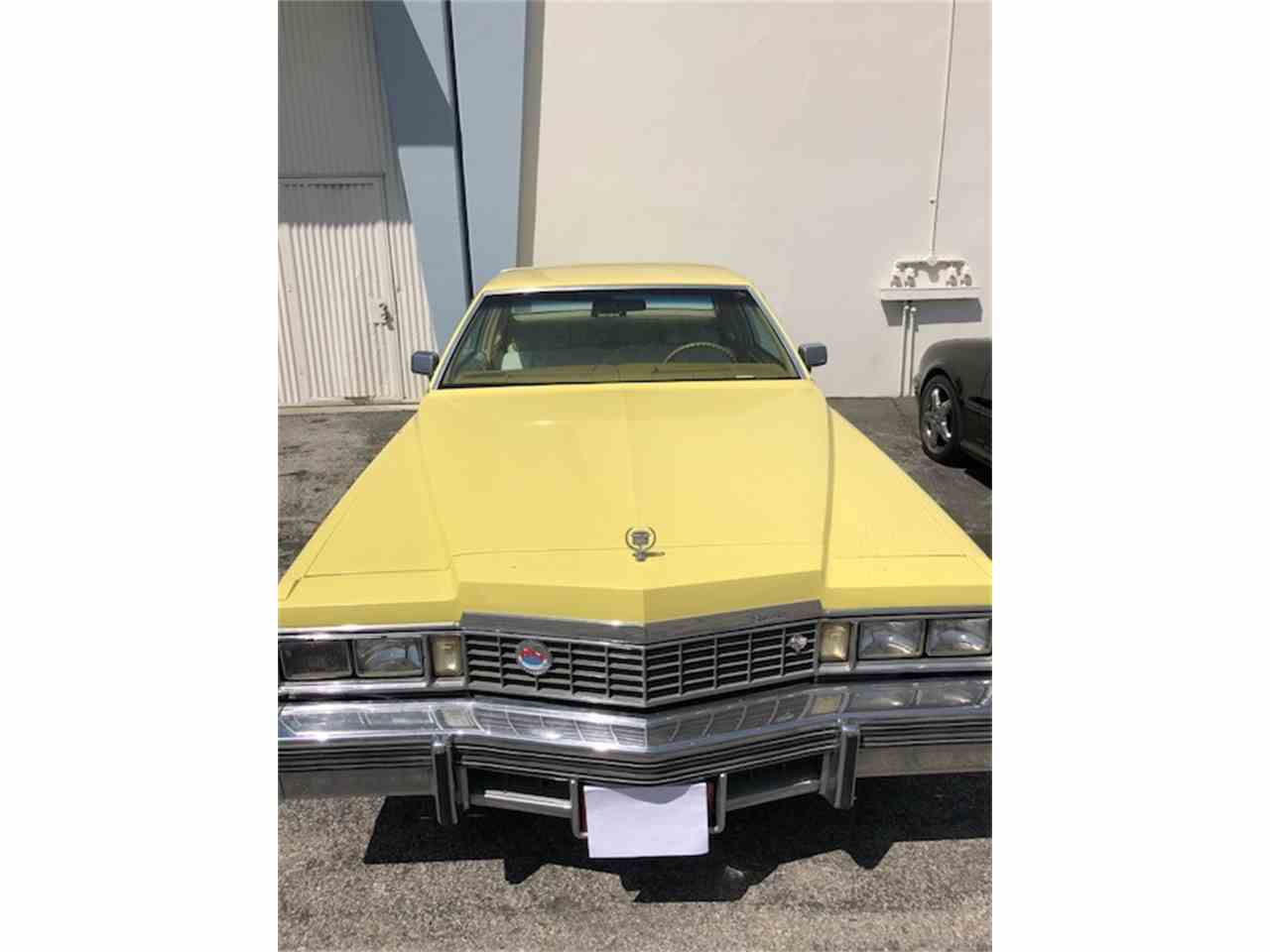 Large Picture of '77 Coupe DeVille - LLXE