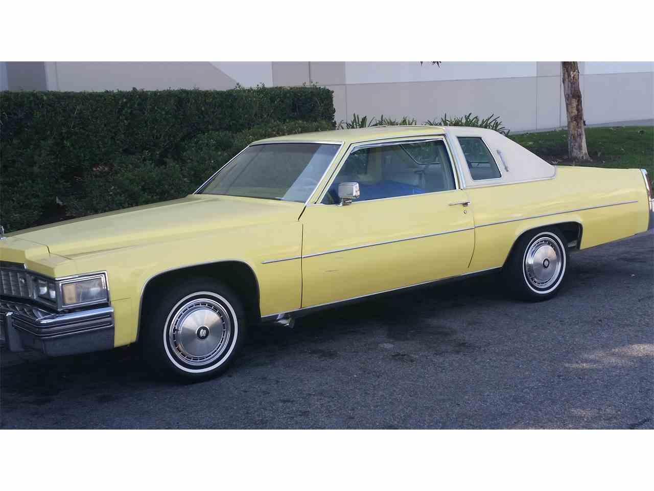 1977 Cadillac Coupe DeVille for Sale | ClicCars.com | CC-1008194