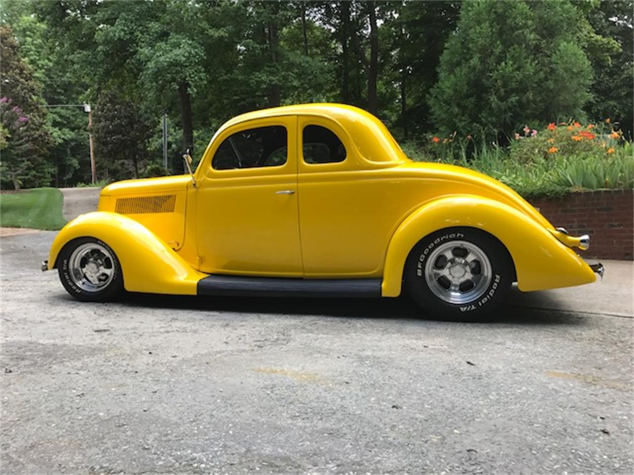 Large Picture of '36 5-Window Coupe - LLXP