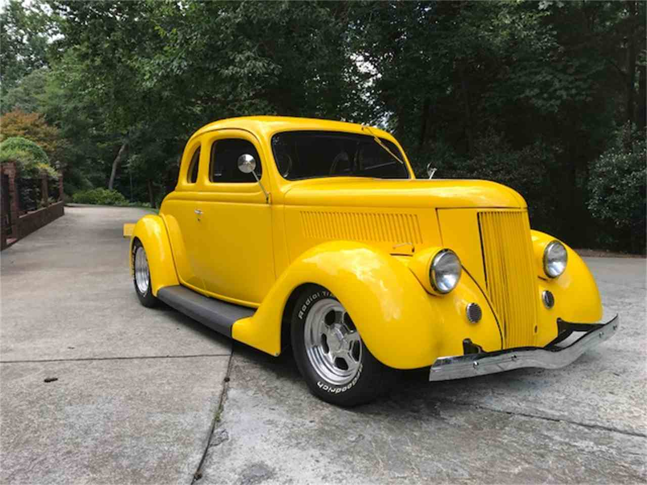 1936 Ford 5-Window Coupe for Sale | ClassicCars.com | CC ...