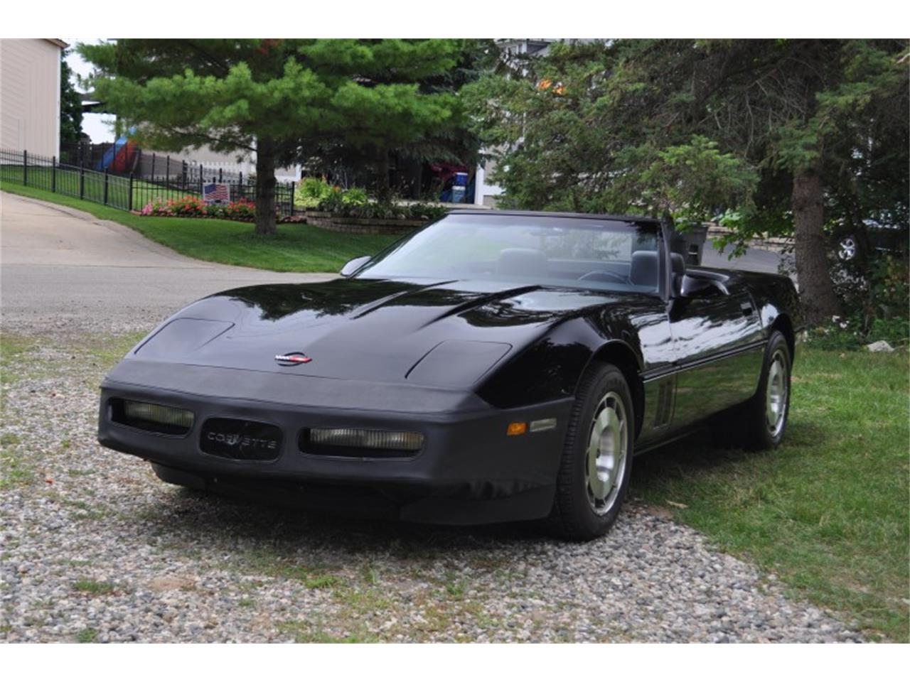 Large Picture of '86 Corvette - LLXW