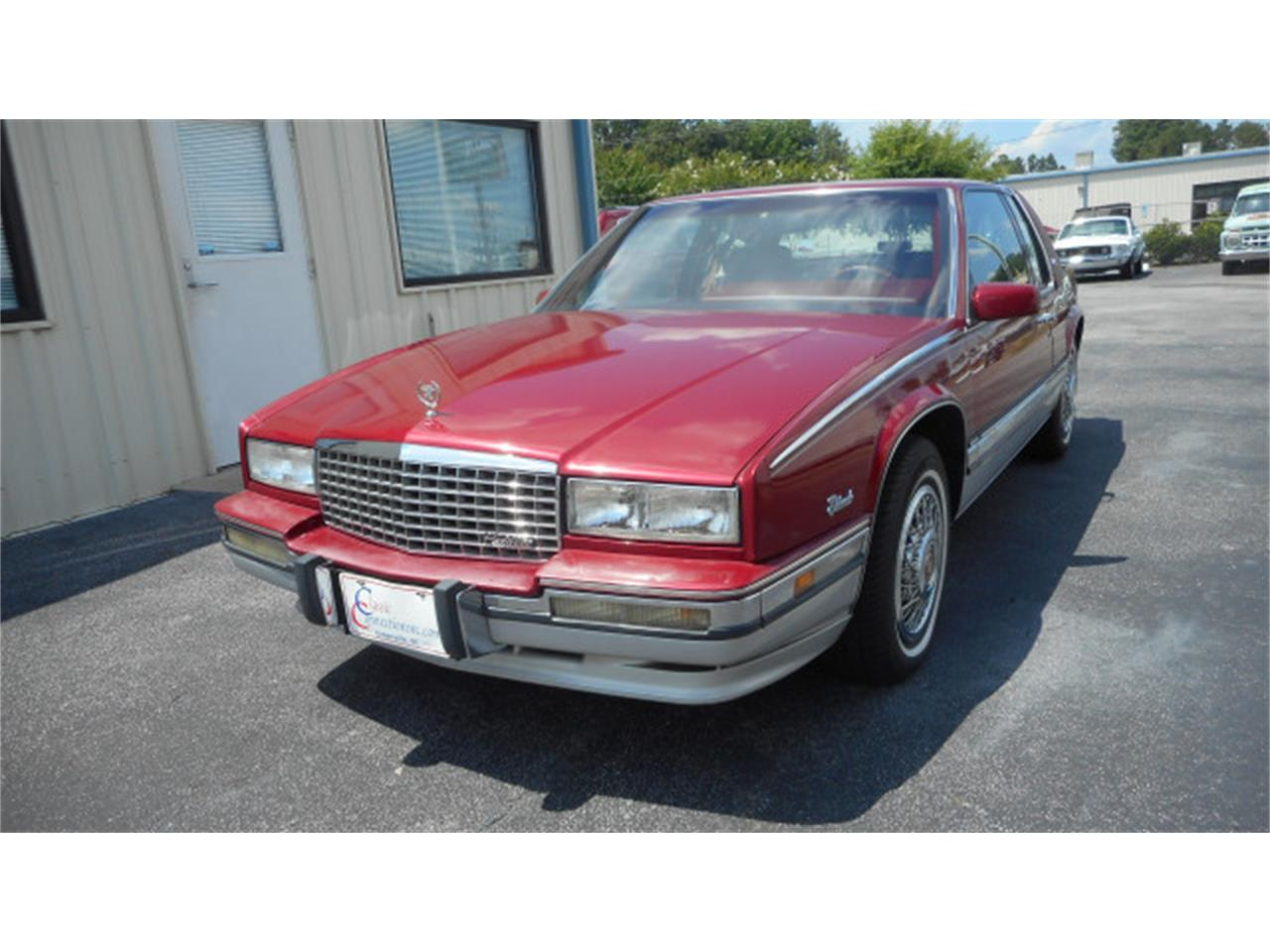 Large Picture of '90 Eldorado - LG8M