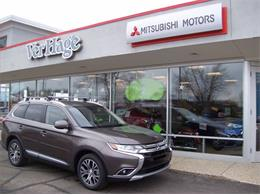 Picture of '17 Mitsubishi Outlander located in Holland Michigan Offered by Verhage Mitsubishi - LG8N