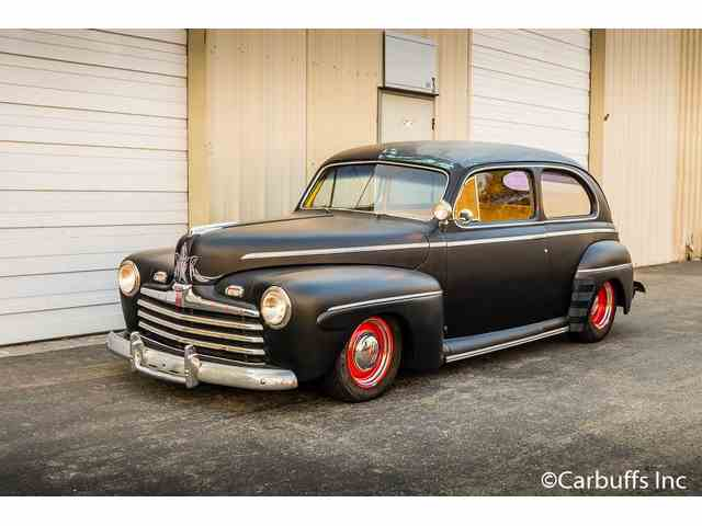 Picture of '46 Ford 2-Dr Sedan located in Concord California - $21,950.00 Offered by  - LLZD