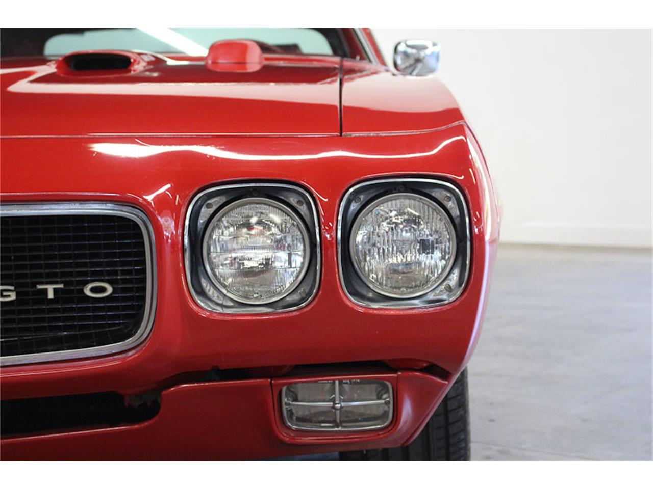 Large Picture of '70 GTO - LLZF