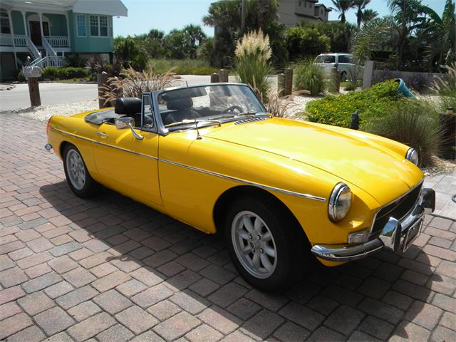 Picture of '72 MGB - LLZY