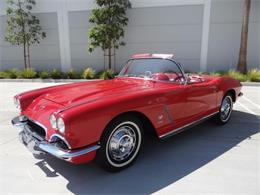 Picture of Classic 1962 Chevrolet Corvette located in California Offered by West Coast Corvettes - LG8T