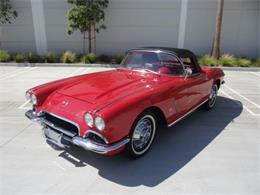Picture of 1962 Chevrolet Corvette Offered by West Coast Corvettes - LG8T