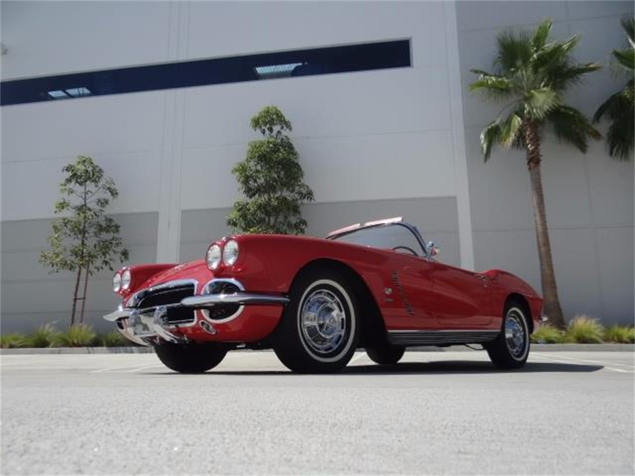 Large Picture of Classic 1962 Corvette located in Anaheim California Offered by West Coast Corvettes - LG8T