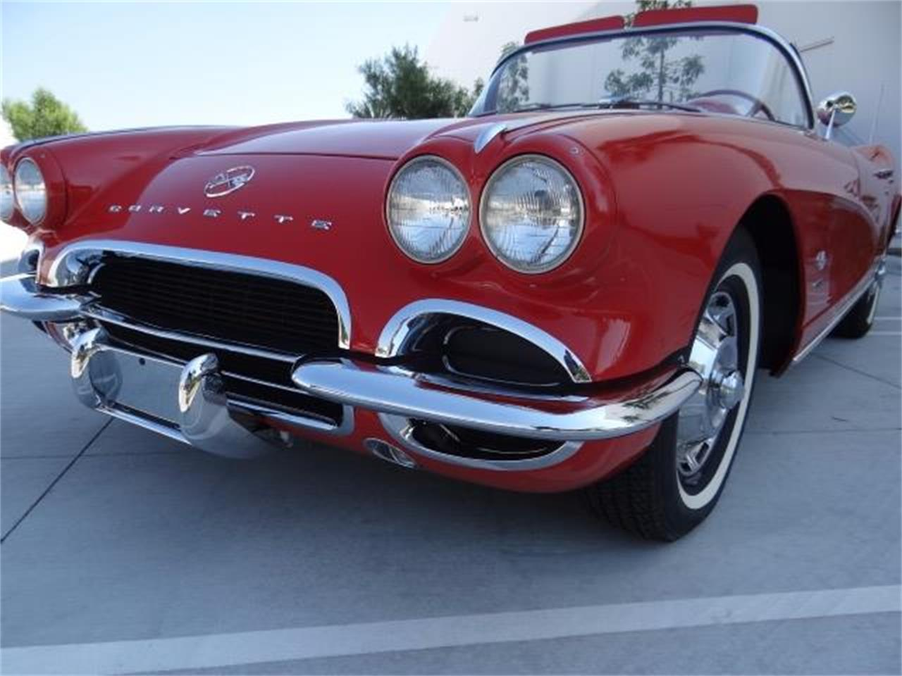 Large Picture of Classic '62 Corvette located in California - LG8T