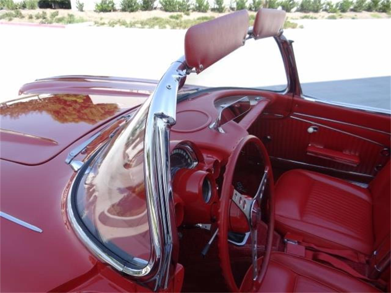 Large Picture of '62 Chevrolet Corvette located in Anaheim California - $69,999.00 Offered by West Coast Corvettes - LG8T