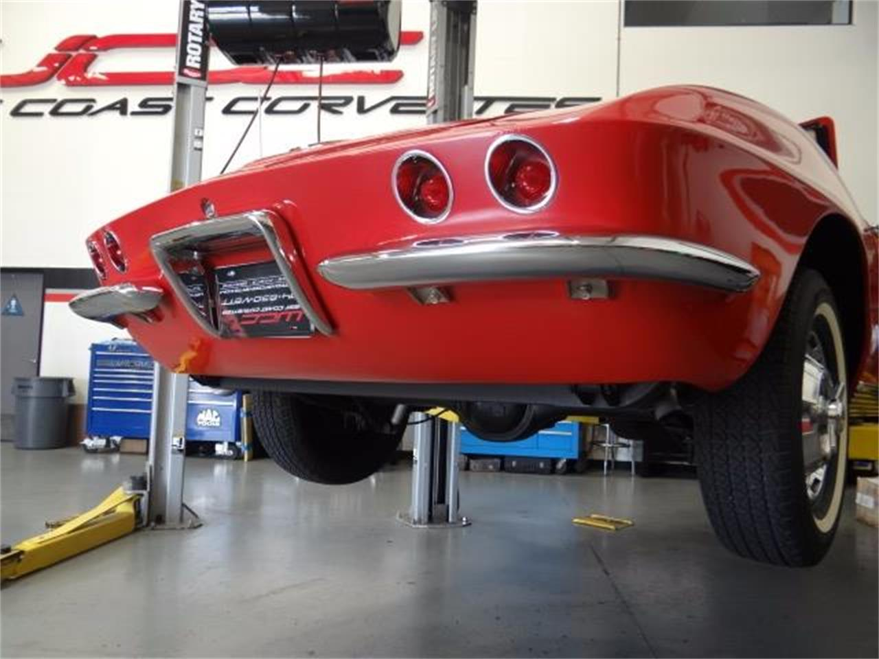 Large Picture of '62 Chevrolet Corvette - $69,999.00 Offered by West Coast Corvettes - LG8T