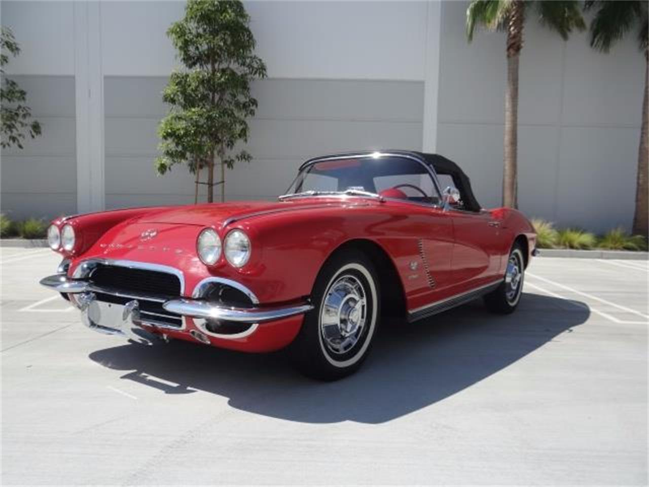 Large Picture of '62 Chevrolet Corvette located in California - LG8T