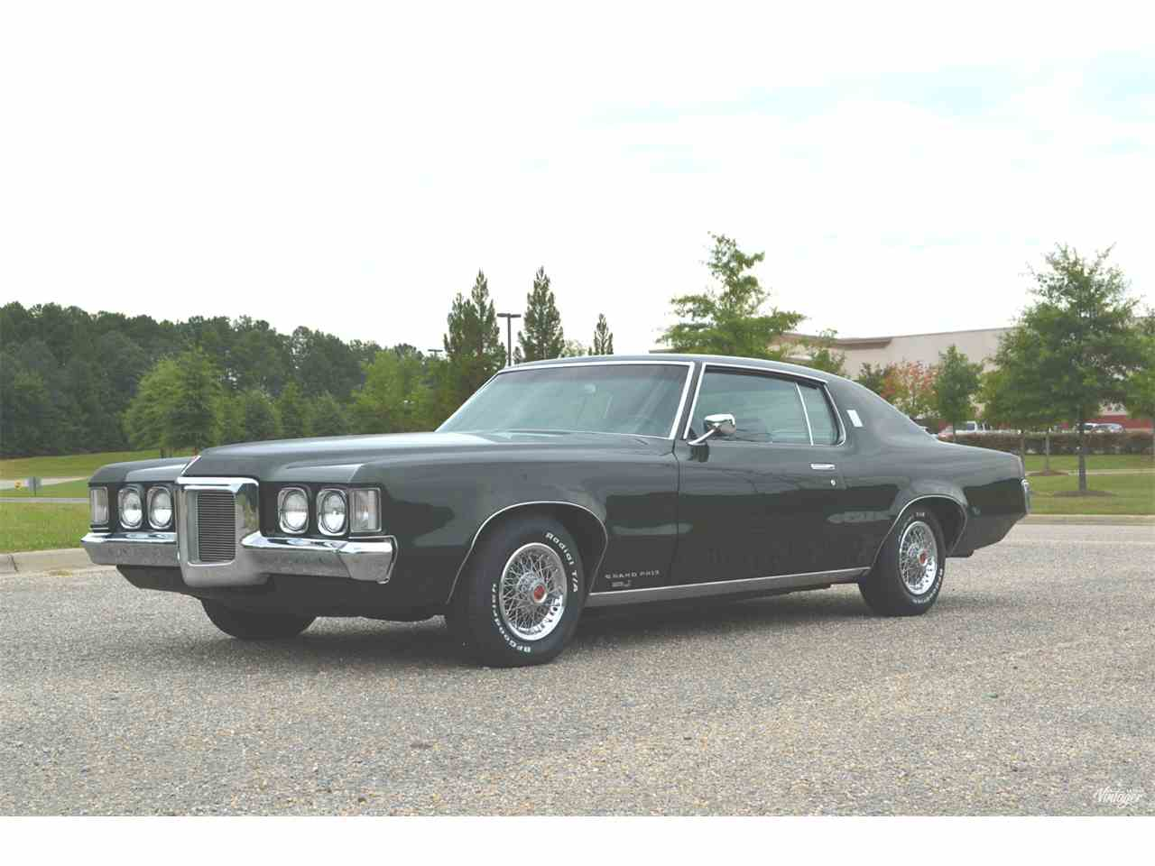 1969 Pontiac Grand Prix for Sale   ClassicCars.com   CC-1008295