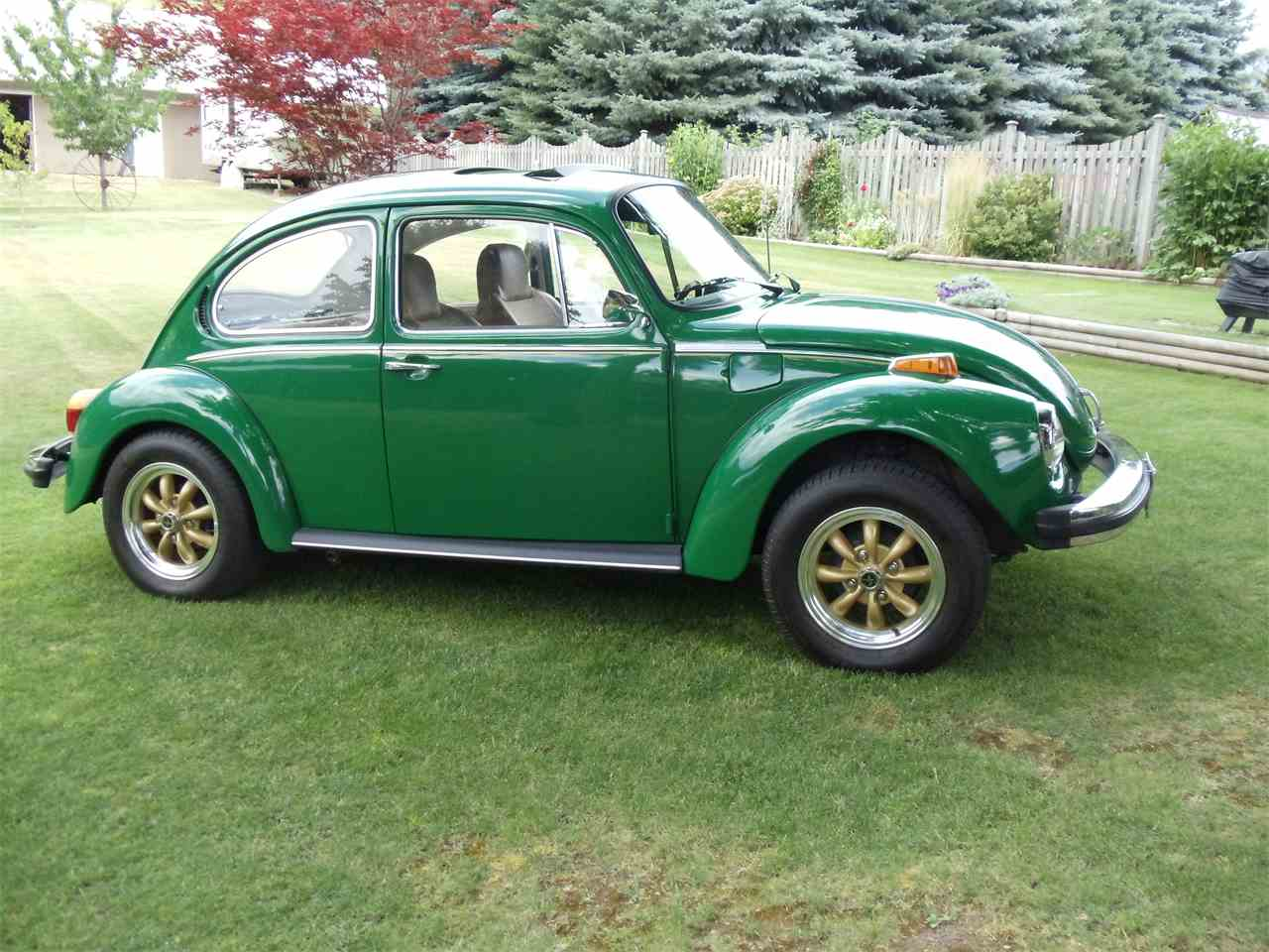 Large Picture of '74 Super Beetle - LM0N