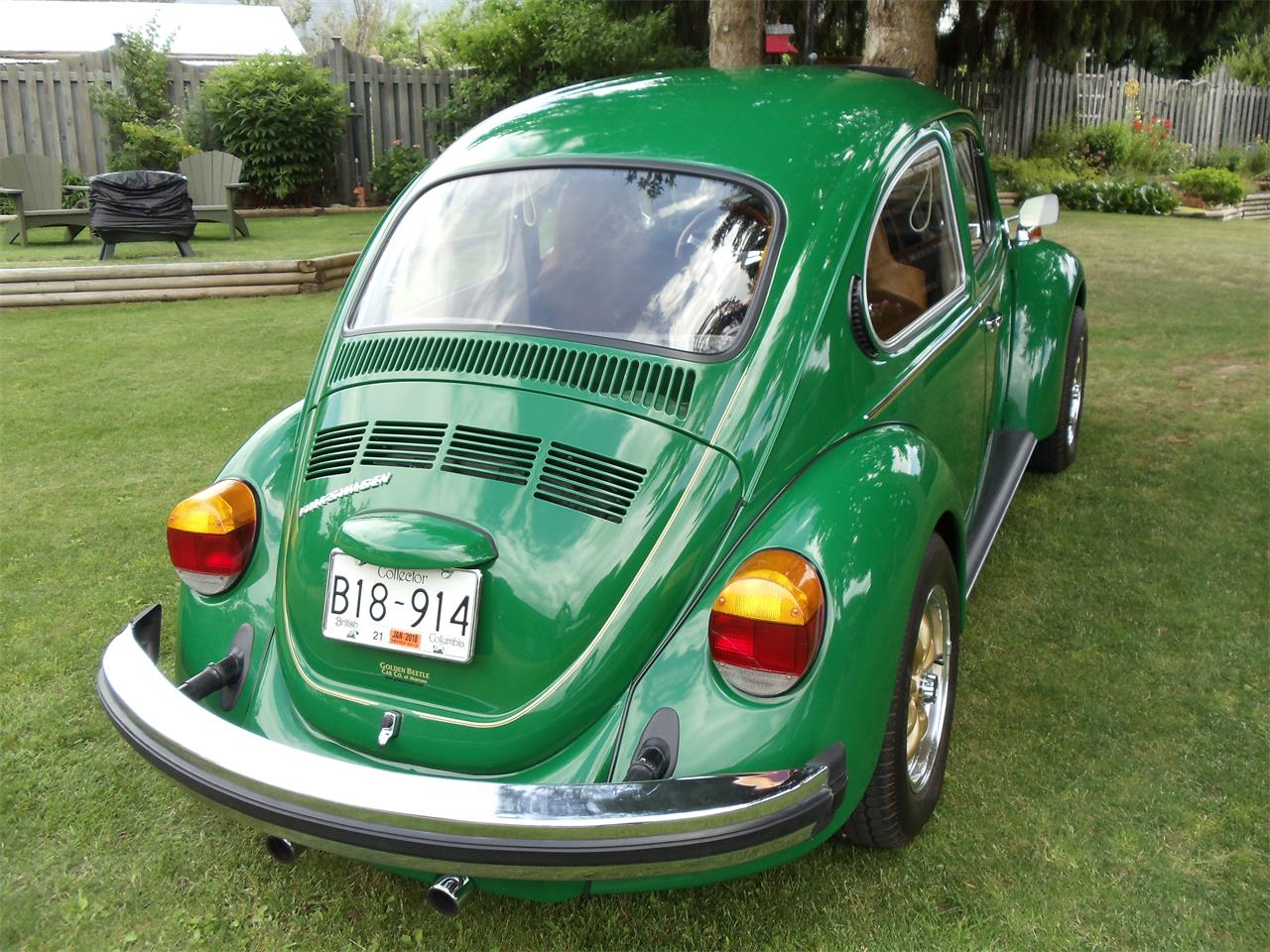 Large Picture of '74 Super Beetle located in British Columbia Offered by a Private Seller - LM0N